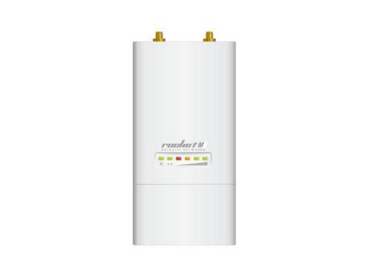 Точка доступа Ubiquiti RocKet M5 802.11n 150Mbps 5GHz 2xRP-SMA RocketM5(EU) точка доступа ubiquiti nsm2 eu белый