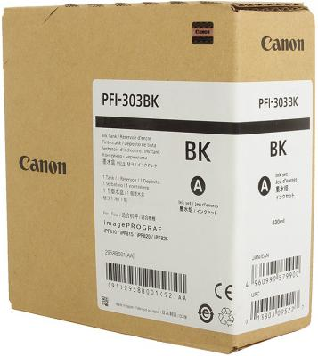 Картридж Canon PFI-303 BK для iPF815 825 черный chrome vanadium steel ratchet combination spanner wrench 16mm