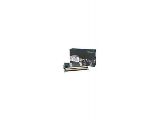 Картридж-тонер Lexmark C5242KH black for C524/C534 High Yield (8K) тонер картридж для лазерных аппаратов lexmark cs510de cs510dte black extra high yield corporate cartridge 8k 70c8xke
