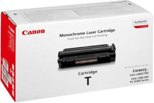 Картридж Canon T 7833A002 для PCD320 340 420 FAXL400 черный 3500стр цена и фото