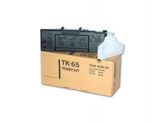 Картридж Kyocera TK-65 для FS3820N 3830N черный 20000стр castor 2107 1
