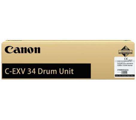 Фотобарабан Canon C-EXV34Bk для iRC2020L/2030L черный