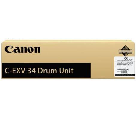 Фотобарабан Canon C-EXV34Bk для iRC2020L/2030L черный цена