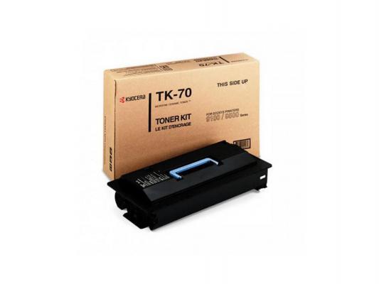 Картридж Kyocera TK-70 для FS 9100 9500 черный 20000стр картридж kyocera tk 70 для fs 9100 9500 черный 20000стр