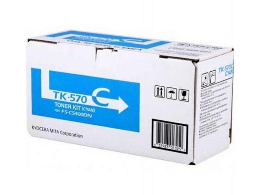 цена на Картридж Kyocera TK-570K для FS C5400DN черный 16000стр
