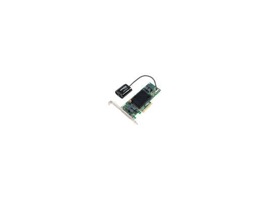 Контроллер  Adaptec ASR-81605ZQ (PCI-E v3  x8, LP) SGL