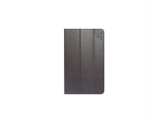 Чехол GoodEgg Flex для Lenovo IdeaTab S5000 кожа черный GE-LNS5KFLEXBLK