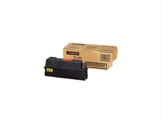 Картридж Kyocera TK-330 для FS 4000DN черный 20000стр картридж kyocera tk 70 для fs 9100 9500 черный 20000стр