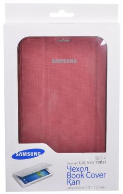 """Чехол-книжка для Samsung Galaxy Tab III 7"""" красный EF-BT210BREGRU"""