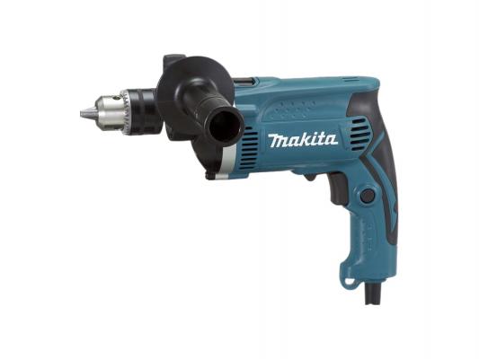 Дрель ударная Makita HP1630 750Вт ЗВП  дрель ударная makita hp1630
