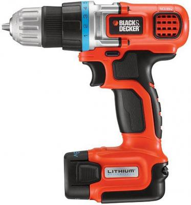 �������������� ����� Black & Decker EGBL108KB 10.8� Li-Ion ��� 2BAT + ����
