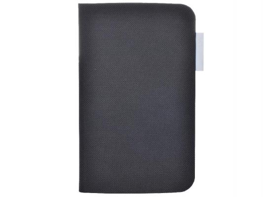 (939-000752) Чехол Logitech Folio for Samsung Galaxy Tab3 7'' Carbon Black