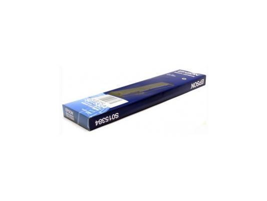 Картридж Epson C13S015384 для Epson DFX9000 черный принтер струйный epson l312
