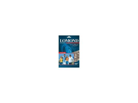 Фотобумага Lomond А5 210х148мм 260г/кв.м высокоглянцевая для струйной печати 20л 1103104