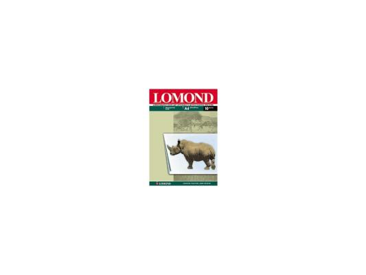 Пленка Lomond 0703415 A4 50л для лазерной печати lomond 1103130