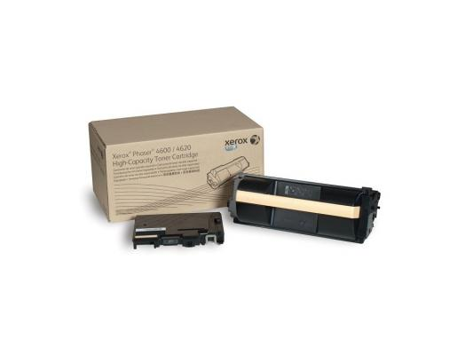 Тонер-Картридж Xerox 106R01536 для Phaser 4600/4620 черный 30000стр картридж xerox 113r00692 phaser 6120 тонер картридж черный бол емкости