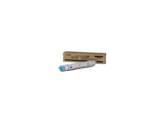 Тонер-Картридж Xerox 106R01214 для Phaser 6360 голубой 5000стр картридж xerox 113r00692 phaser 6120 тонер картридж черный бол емкости