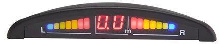 цена на Парктроник Sho-Me Y-2616N04 22мм черный