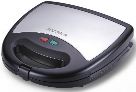 Вафельница Supra WIS-333 серебристый чёрный телефон supra stl 111 белый
