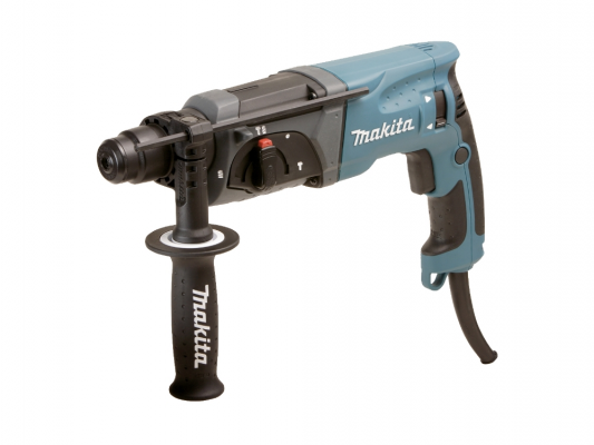 Перфоратор Makita HR2470 SDS-Plus 780Вт  перфоратор makita hr2470ft sds plus 780вт бзп