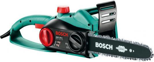 Цепная пила Bosch AKE 30 S 600834400 цепь для пилы bosch ake 30 17 8s и 30 li
