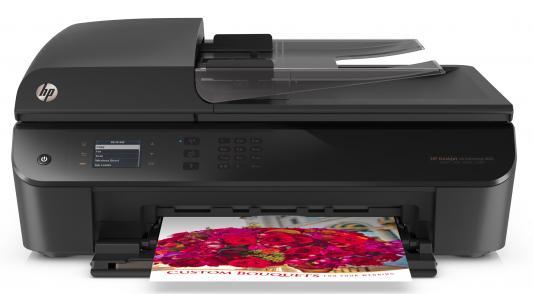 МФУ HP Deskjet Ink Advantage 4645 <B4L10C> принтер/ сканер/ копир/ факс, А4, ADF, дуплекс, 7/4 стр/мин, USB, WiFi (замена CZ284C DJ4625)