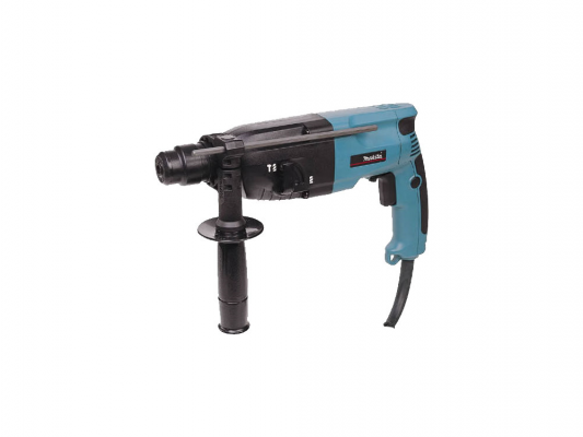 Перфоратор Makita HR2440 SDS-Plus 780Вт  перфоратор makita hr2470ft sds plus 780вт бзп