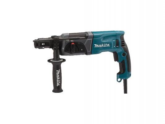 Перфоратор Makita HR2470FT SDS-Plus 780Вт БЗП  перфоратор makita hr2470ft sds plus 780вт бзп
