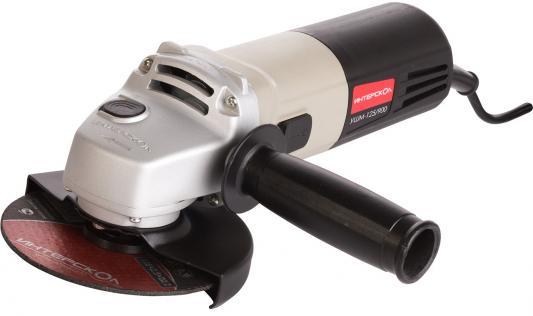 Углошлифовальная машина Интерскол УШМ-125/900 125 мм 900 Вт стоимость