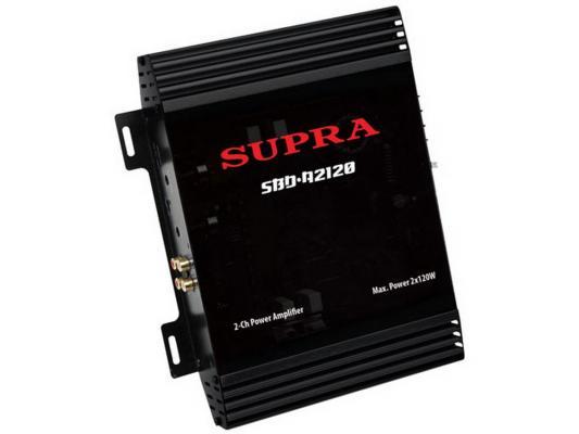 Усилитель звука Supra SBD-A2120 2-канальный