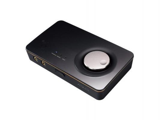 Звуковая карта USB2.0 Asus Xonar U7 90YB00AB-M0UC00