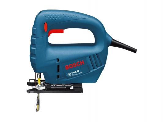 Лобзик Bosch GST 65 B 400Вт лобзик bosch gst 65 b professional 0601509120