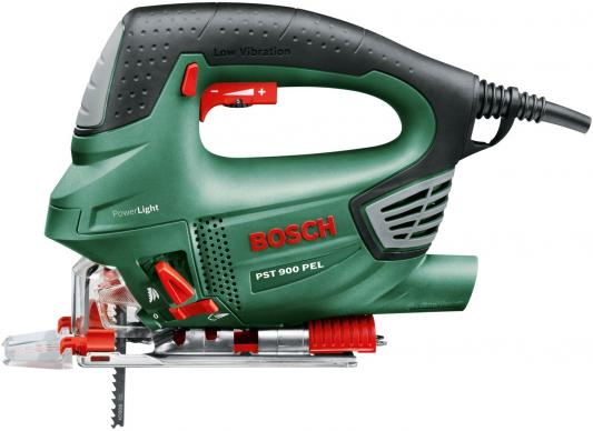 Лобзик Bosch PST 900 PEL 620Вт лобзик bosch pst 900 pel 06033 a 0220