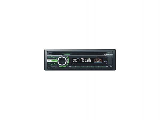 Автомагнитола Rolsen RCR-302B бездисковая USB MP3 FM SD MMC 1DIN 4x60Вт черный