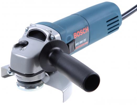 Угловая шлифмашина Bosch GWS 850 CE угловая шлифовальная машина bosch gws 26 230h 0601856100