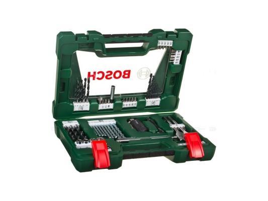 Набор сверел Bosch V-line 68шт 2607017191-879 набор инструментов bosch v line 48 х6 в дисплее 2607017303
