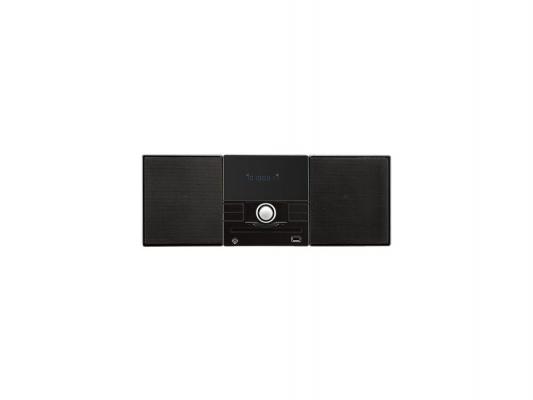 Микросистема Mystery MMK-710U 2x25Вт черный
