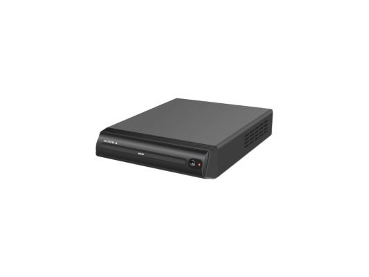 Проигрыватель DVD Supra DVS-202X черный dvd плеер supra dvs 202x