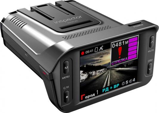 Радар-детектор Inspector Marlin + видеорегистратор + GPS