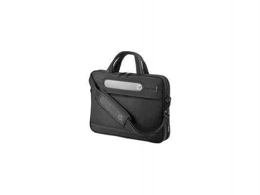 """Сумка для ноутбука 14.1"""" HP Business Slim Top Load Case синтетика черный H5M91AA"""