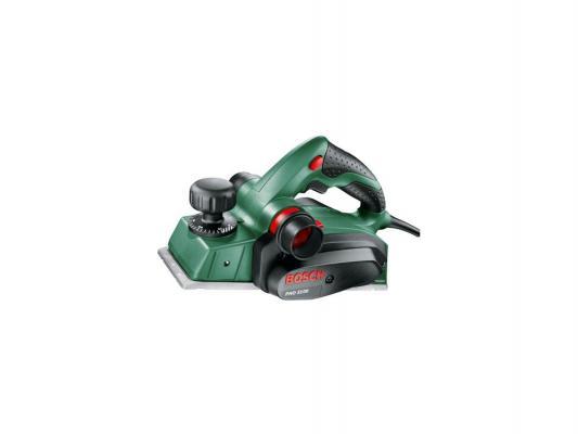 Рубанок Bosch PHO 3100 750Вт 82мм электрорубанок bosch pho 3100 0603271120