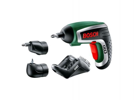 Аккумуляторный шуруповерт Bosch IXO цена