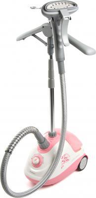 Отпариватель Rolsen GS1560 1600Вт розовый