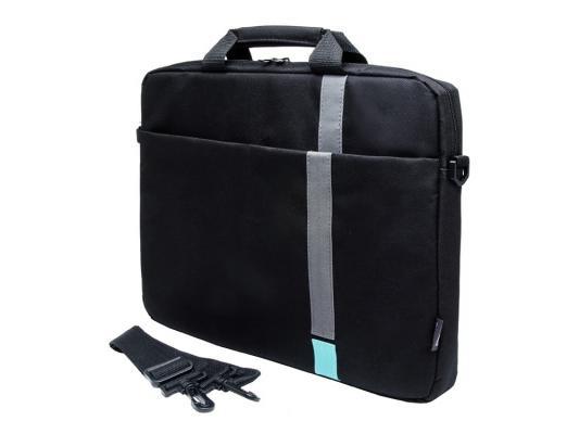Сумка для ноутбука 15.6 PCPet PCP-1001TQ полиэстер черный