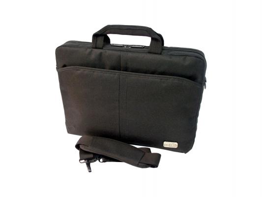 Cумка для ноутбука 15.6 PC Pet PCP-A1115BK нейлон черный сумка для ноутбука 15 6 pc pet pcp sl9015n