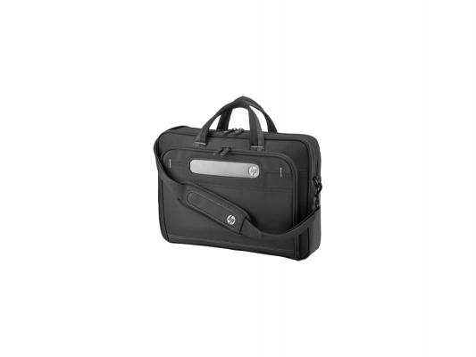 Сумка для ноутбука 15.6 HP Business Top Load Case синтетика черный H5M92AA