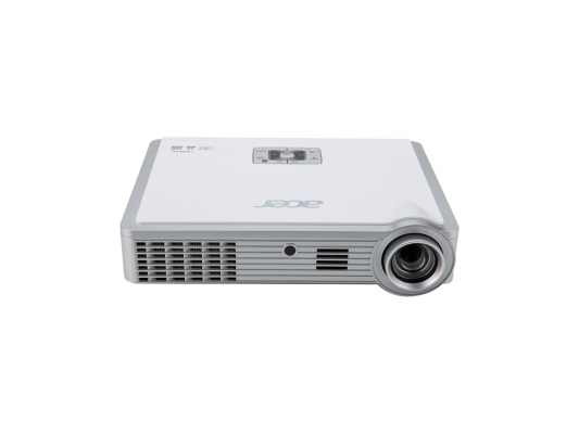 Проектор Acer K335 DLP 1280x800 1000ANSI Lm 1000:1 VGA HDMI USB MR.JG711.002 проектор acer k335