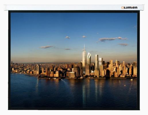 Экран настенный Lumien Master Picture 153х153 см Matte White FiberGlass LMP-100102