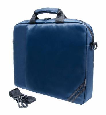 Сумка для ноутбука 15.6 PC Pet PCP-1004BL нейлон тёмно-синий сумка для ноутбука pc pet pcp a9015bk