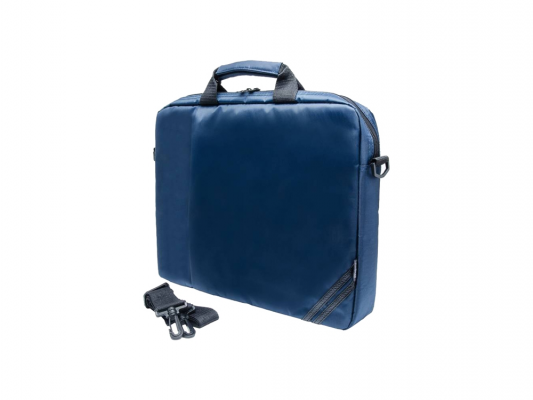 """Сумка для ноутбука 15.6"""" PC Pet PCP-1004BL нейлон тёмно-синий"""